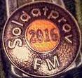 Soldatprovsmärke 2016